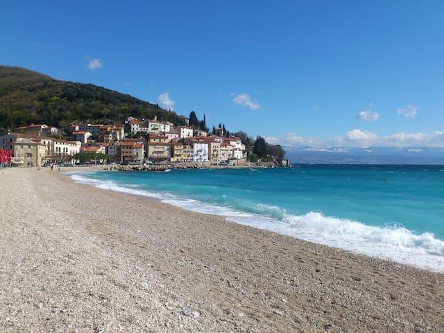 Stunning sea view, M. Draga, 5min to beach! A1*** - Mošćenička Draga - Apartmen