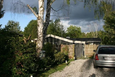 Lækkert indrettet sommerhus med alle faciliteter - Gilleleje