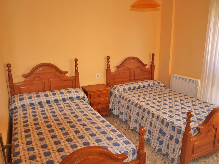 Dormitorio 2 - Bedroom 2