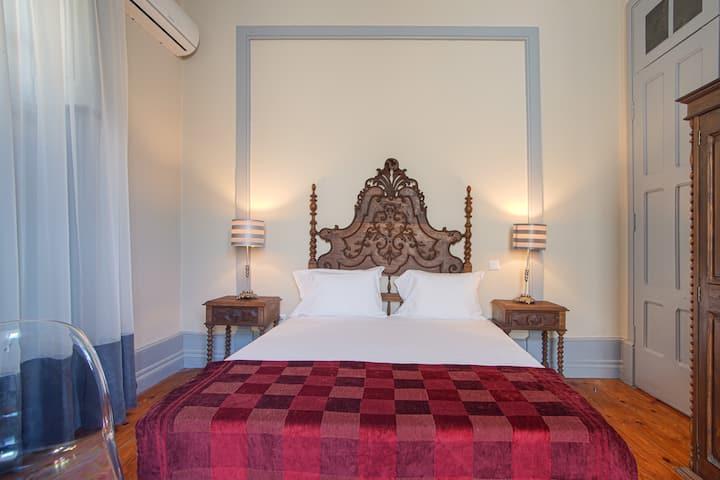 Palacete Suite Aveiro: Quarto 4 - Superior