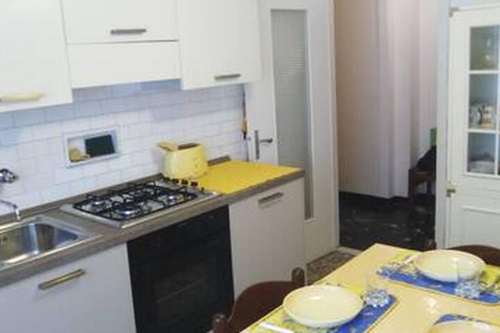 Appartamento 1 stanza da letto+bike storage + WIFI