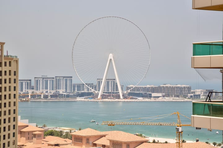 Full Sea View / Dubai Marina / Stylish Apartment