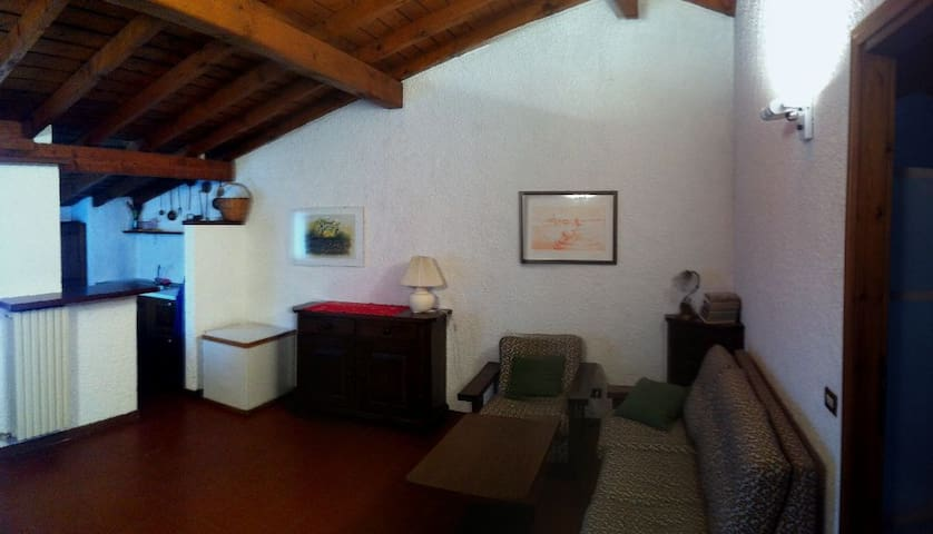 Appartamento Mansarda - Lanzo - Appartement