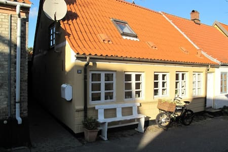Charmerende byhus i Marstal - Marstal - Huis