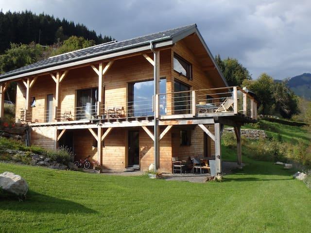 Logement pour 6 au coeur des Alpes - Verchaix - Casa-Terra