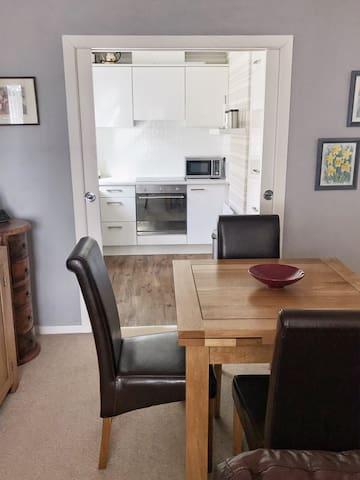 Modern flat. Dalhousie Court