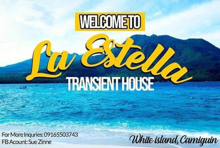 La Estella Transient House: Camiguin