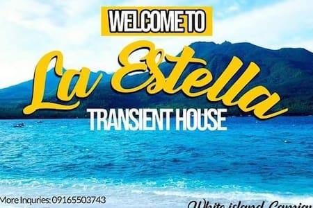 La Estella Transient House-Camiguin