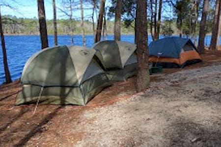 Camping in the Carolinas! - Ruby - Tenda de campanya