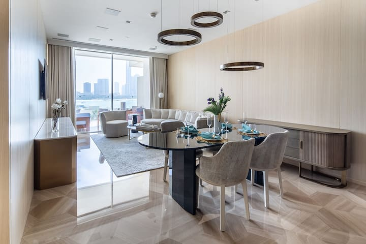 1BR That Offers Luxurious Beach Lifestyle in The Five Palm Jumeirah