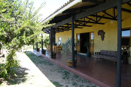 Kudu Ridge Game Ranch and lodge