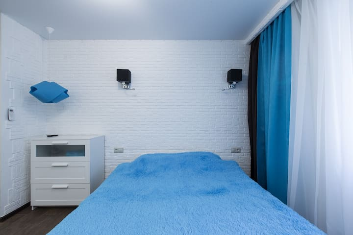 Стильные и современные апартаменты