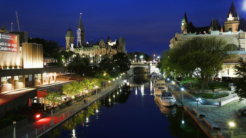 20 Jours en bateau* (Montréal-Ottwa-Kingston) - Léry - Båd