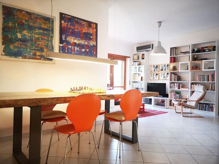Design apartment Castelli Romani