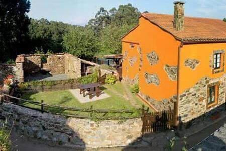 Casa Eufrasia un paraje Inolvidable - Ortigueira, Galicia, ES