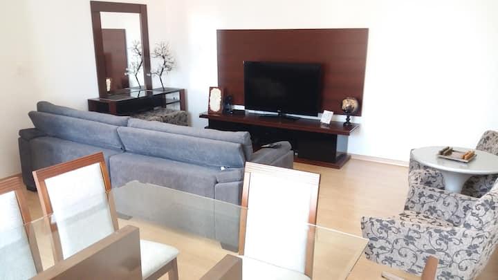 Apartamento moderno e confortável em Piracicaba