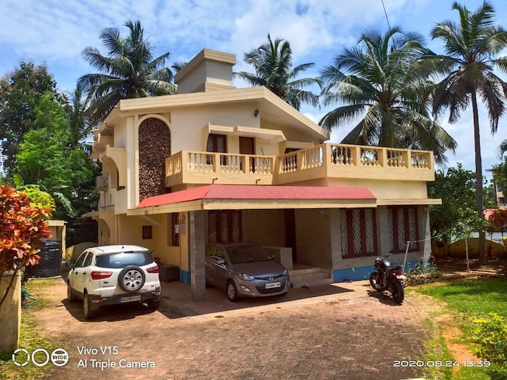 Homely Bungalow In Mangalore [#KAMLR001]