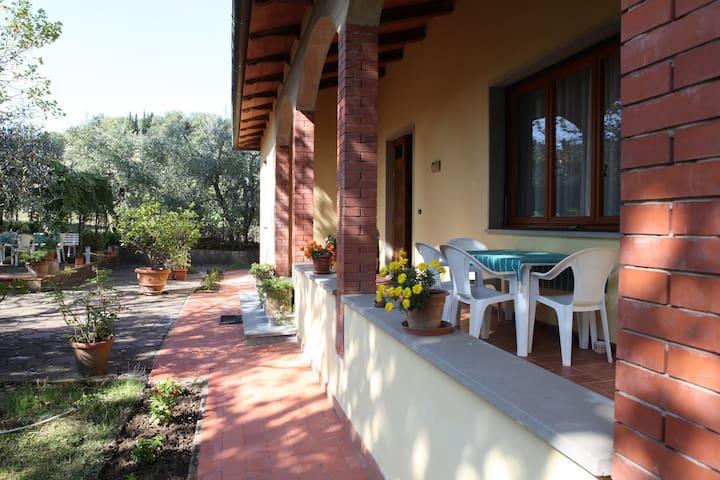 """Villa """"Giulia """" relax nel Cuore del Chianti - Ponte Agli Stolli - Maison"""