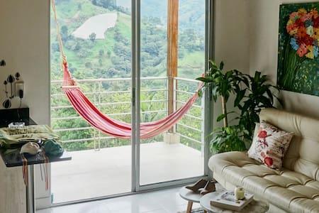 Country House Apartment #1- Finca El Encanto