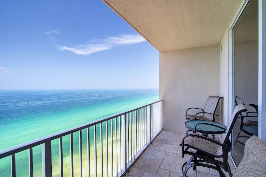 Stunning Views of the Gulf of Mexico