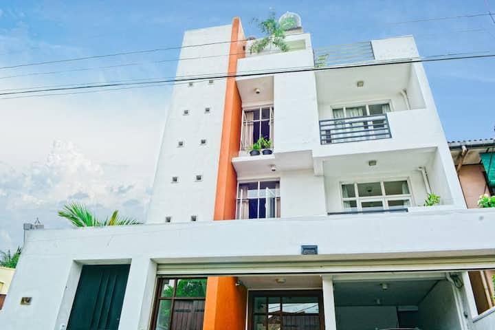 Furnished Apartment at nawala, koswatta