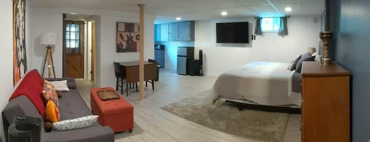 Cozy, Convenient Studio Suite in East Nashville
