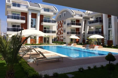 Modern Duplex in walking distance of sea & town - Side Belediyesi