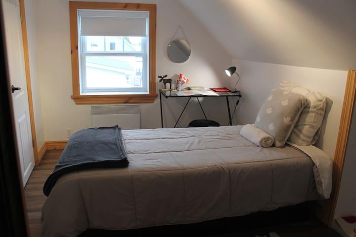 Cozy Bedroom #2 (a 15min de Trois Rivieres)
