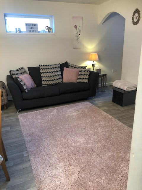 Self- contained 1 bedroomed flat