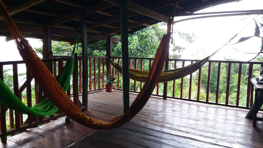 Private room In the Pacific Colombian forest