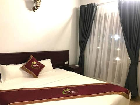 Double Room with Pool View - Tam Coc Tea House