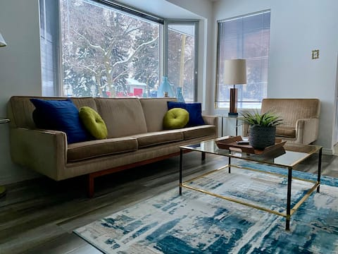 Mid-Century Modern Home!  Cleaned & Sanitized