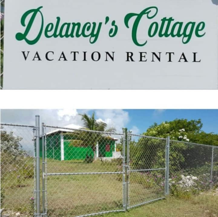 Delancy's Cottage