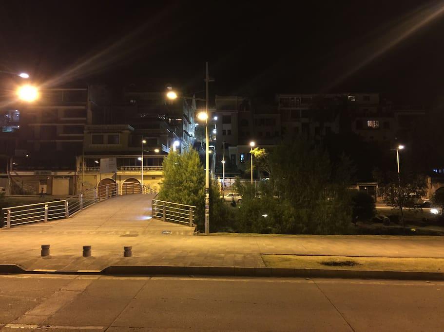 Zona de Barranco