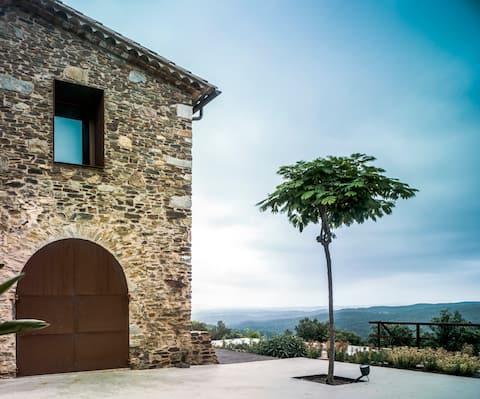 Romantic stone cottage for 2 (annex Villa CP)
