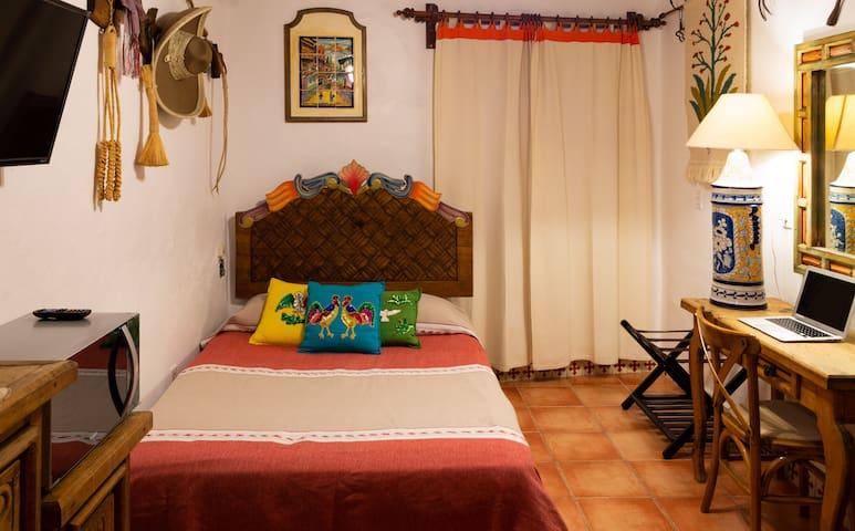 'El Charro' of the Vintage Guanajuato Suites
