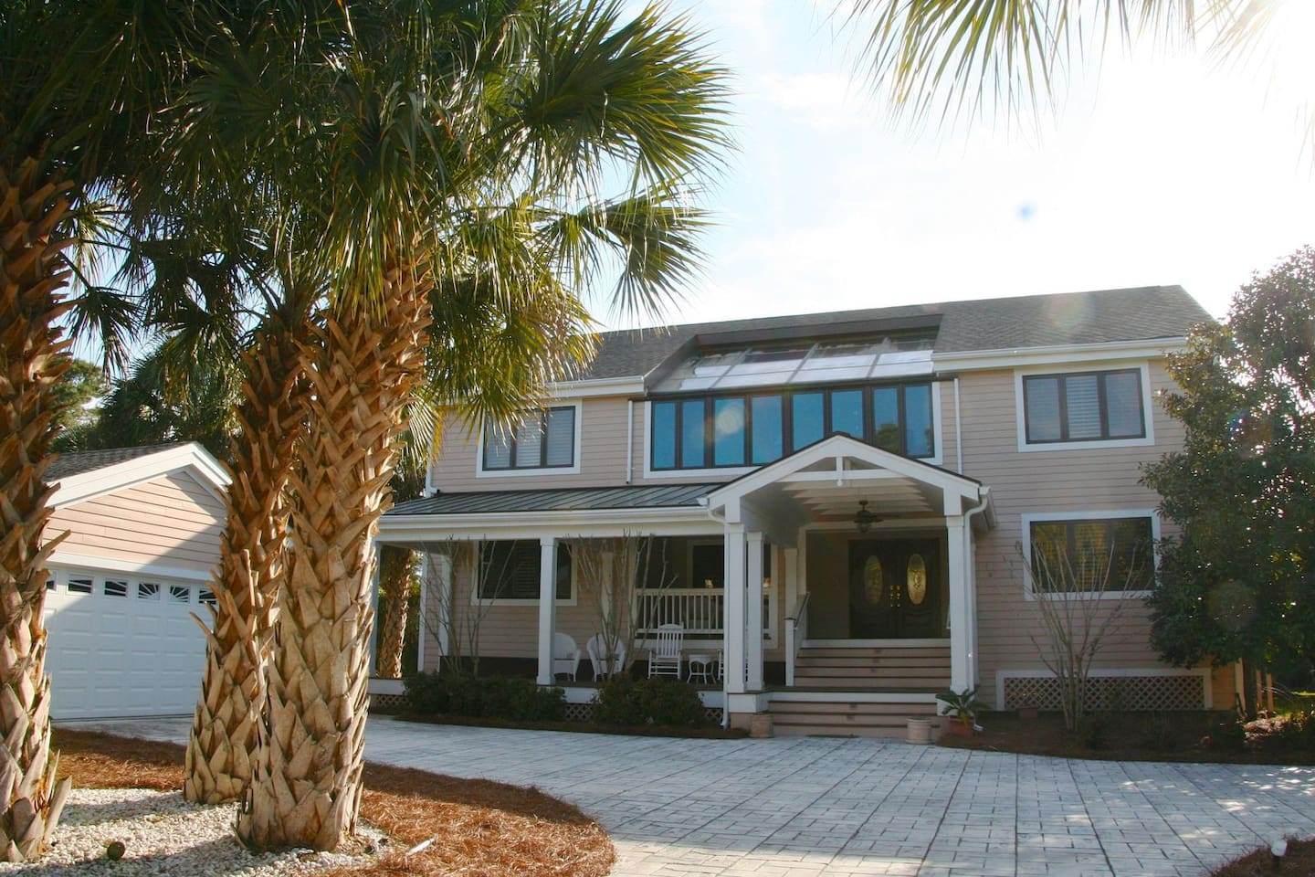 This large home near the beach that is perfect for your family vacation!