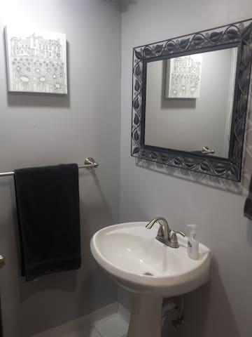 Bathroom - Picture 1