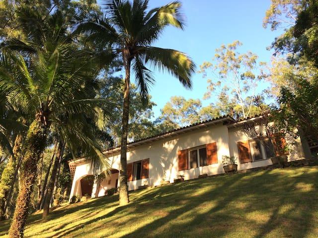 Casa de praia - São Sebastião - บ้าน