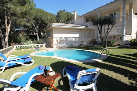 Villa with pool near to the sea - Maioris Decima