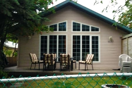 Year round Cottage in Sylvan Lake - Sylvan Lake - 小木屋