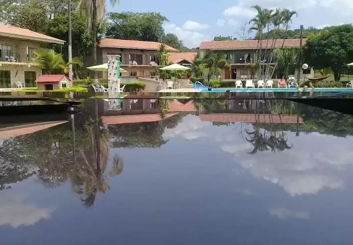 Hotel Aguamaco en Monterrey, Casanare