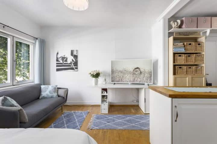 Majorstuen, nice apartment close to everything