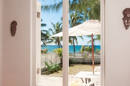 Oceanfront living at Coconut Bay Beach Villa - 巴巴多斯(Barbados) - 独立屋