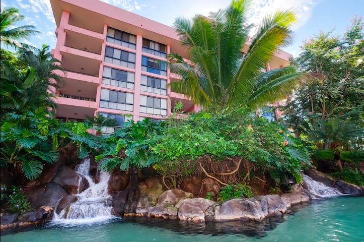 Hotel Suite at the Kahana Falls Resort