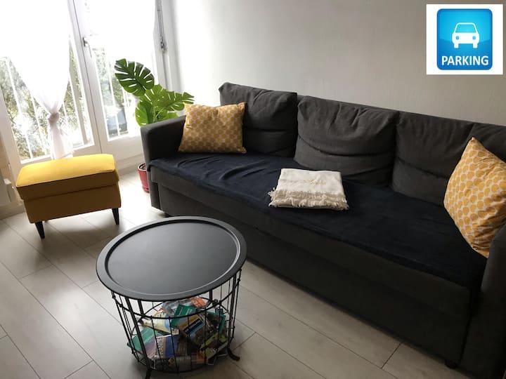 @ Appartement Cassiopée*** - Colmar Petite Venise