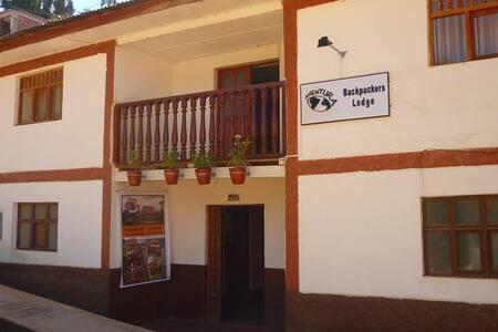 Aventura Backpackers Lodge - Chachapoyas