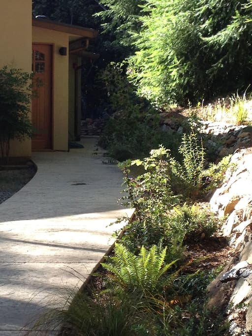 Front Entry Path