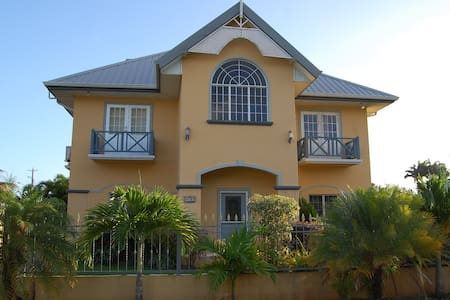 Casa Del Sol Tobago, Great Location, near beaches