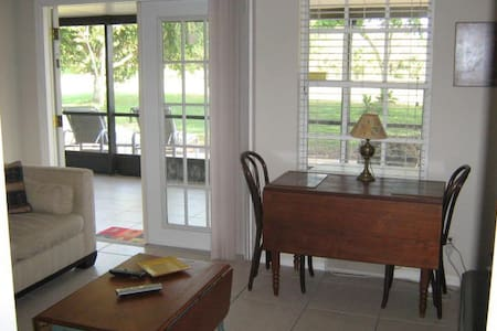 Beautiful one bedroom apartment  - Boynton Beach